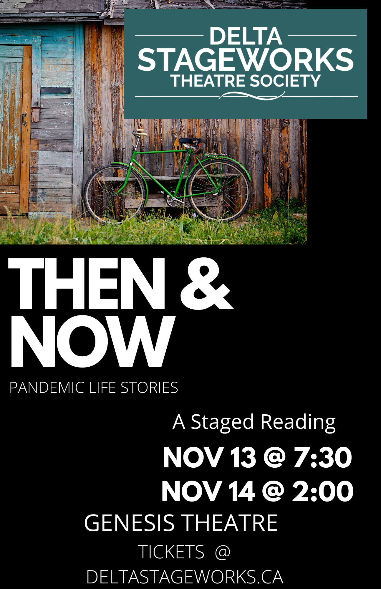 Then & Now: Pandemic Life Stories